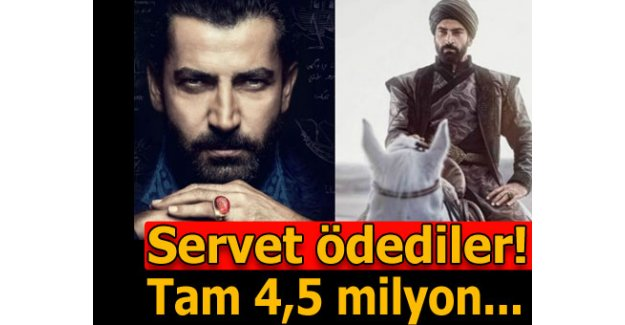 Mehmed için servet ödediler! Tam 4.5 milyon TL...