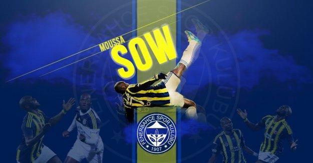 Moussa Sow'dan Tür Lirası'na Destek