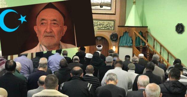 Muhammed Salih için Stockholm'de gıyabi cenaze namazı kılındı
