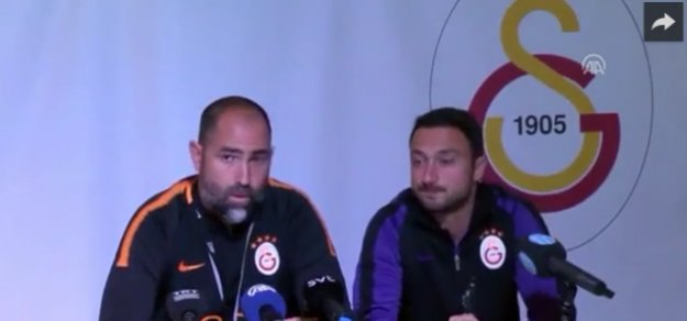 Östersunds-Galatasaray Maçına Doğru