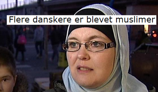 Paris saldırısı ters tepti, Danimarkalılar akın akın İslam'ı seçiyor...FOTO