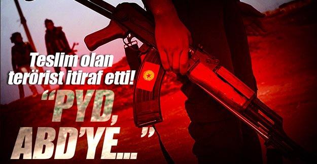 'PYD, DAEŞ'den ele geçirdiği petrolü ABD'ye satıyor'