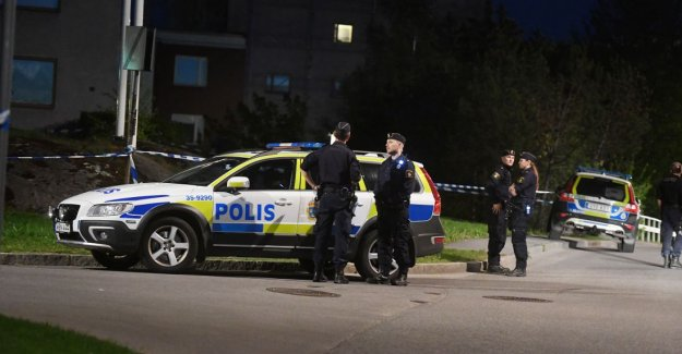 Rinkeby de bir kişi vuruldu