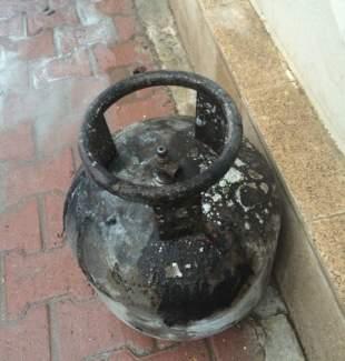 Kulu'da Gaz Kaçağını Çakmakla Kontrol Eden Yaşlı Kadın Yandı