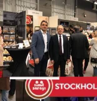 İsveç'in Ünlü Süper Marketi ICA ile  Simit Saray'ı Arasında Önemli Anlaşma
