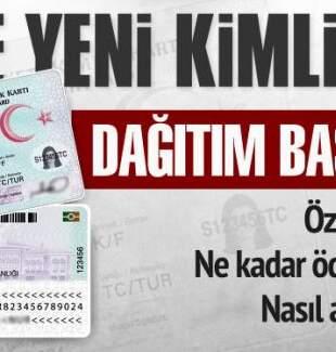 Türkiye'nin Stockholm Büyükelçiliği'nde Yeni TC Kimlik Kartı başvurusu başlıyor