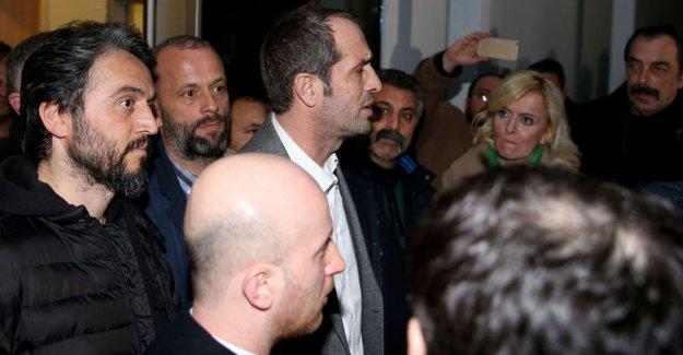 Saffet Sancaklı'ın eşi intihar girişiminde bulundu