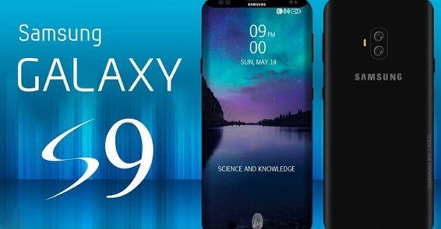 Samsung S9 nasıl olacak?