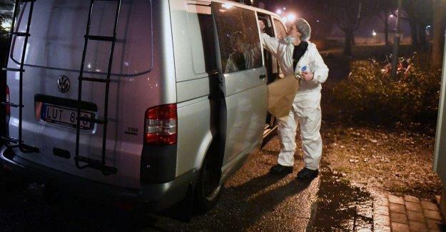Sollentuna'da bir kişi evinde ölü bulundu