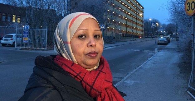 Somaliler:'' İsveç'te çocuklarımız ölüyor yardım edin!''