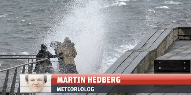 Son 20 yılın en büyük fırtınası bekleniyor Video