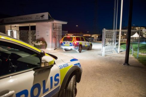 Stockholm'de 10 milyonluk at yarışı soygunu