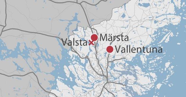 Stockholm'de vurulmuş iki kişi bulundu