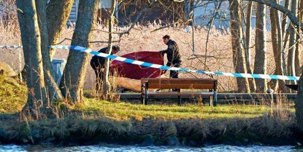 Stockholm'de bir Türk kızı gölde ölü bulundu