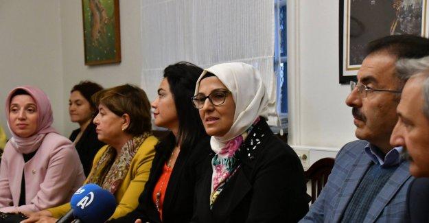TBMM Kadın Erkek Fırsat Eşitliği Komisyonu üyeleri İsveç'te