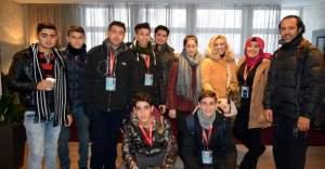 Adanalı öğrenciler İsveç'te