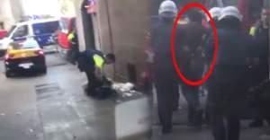 Barcelona'daki Saldırıda Şüphelilerden Biri Yakalandı