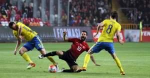 Bu sefer Türkiye - İsveç aynı lige düştü...