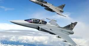 Bulgaristan İsveç'ten 8 Savaş Uçağı...