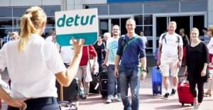 Detur, İsveç'ten yılın ilk turist kafilesini yarın Antalya'ya getiriyor