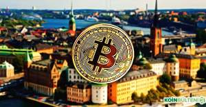 Dijital Para Bitcoin ile İlk Borç Ödemesi İsveç'de Gerçekleşecek