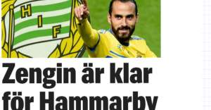 Erkan Zengin Hammarby'de