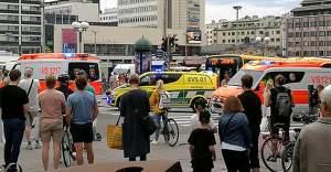 Finlandiya'da 7 kişi bıçaklandı