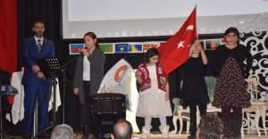Göteborg'de UETD'nin 102. Yıl Çanakkale programı...