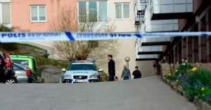 Göteborg'de cinayete teşebbüsten iki kişi yakalandı