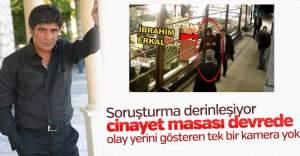 İbrahim Erkal'ın dosyası cinayet masası bürosunda