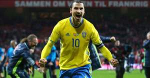 Ibrahimovic Dünya Kupası'na katılacağını açıkladı