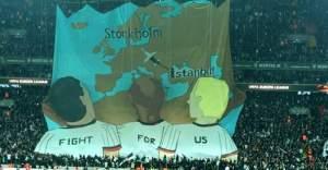 """""""İstanbul'dan Stockholm'e: Bizim için savaş"""""""