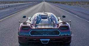 İsveç Dünyanın en hızlı otomobilini üretti