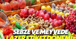 İsveç Sebze ve Meyveye Çevreci Etiket