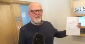 İsveç'te 23 yıl suçsuz hapis yatan İsveçliden tazminat davası