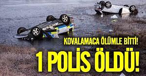 İsveç'te büyük kovalamaca trajediyle bitti. 1 polis öldü