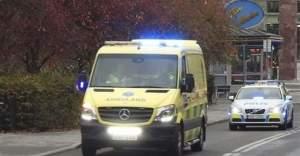İsveç'te kılıçlı saldırıya uğrayan şahıs öldü