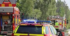 İsveç'te Trafik Kazasında İki Kişi Öldü