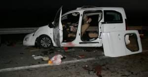 Kulu'da feci kaza üç genç hayatını kaybetti