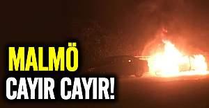 Malmö'de 30 kundaklama yangını