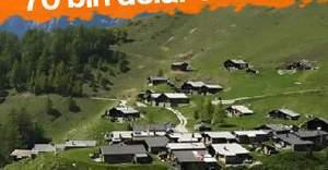 Nüfusa azalan köye taşınanlara teşvik parası