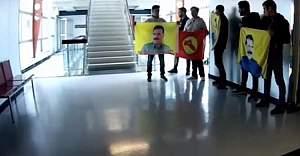 PKK'lılar o ülkede devlet televizyonunu bastı!