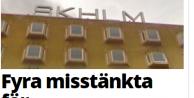 Skärholmen'de öldürülen gencin katilleri yakalandı...