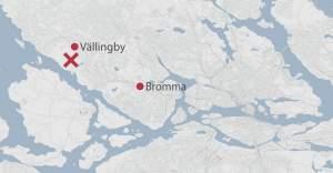 Stockholm'de bir kadın ölü bulundu