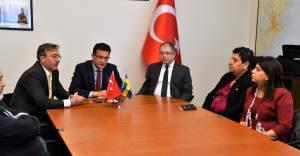 TBMM Göç ve Uyum Alt Komisyonu İsveç'te
