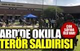 ABD'de okula terör saldırısı