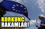 Avrupa Birliği'ne 185 milyar euroluk terör faturası!