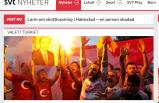 Erdoğan ilk turda kazandı