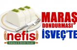 Hakiki Maraş Dondurması İsveç'te