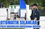 İsveç'te polis gördükleri karşısında şaşkına döndü